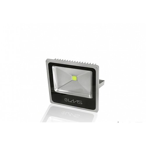 Led Floodlight  Slim GB 50 Watt Blue