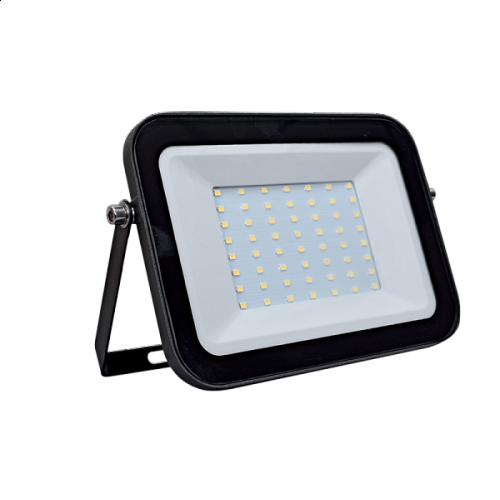 LED Floodlight  100 W 230 Volt Cool White