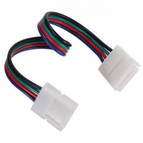 Connection cable for RGB LED Strip with wire 15cm