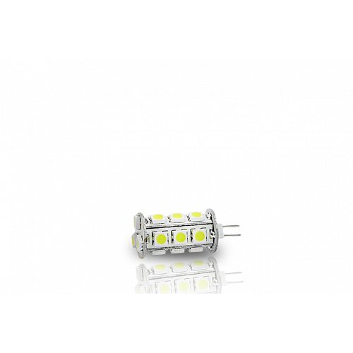 G4  With 18 led 2.64 W 10-30V DC Cool White