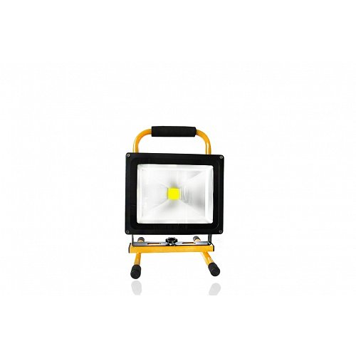 Rechargeable floodlight Led  30 Watt Natural White