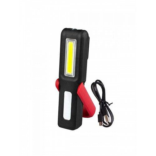 PORTABLE FLASHLIGHT USB LED 6 WATT