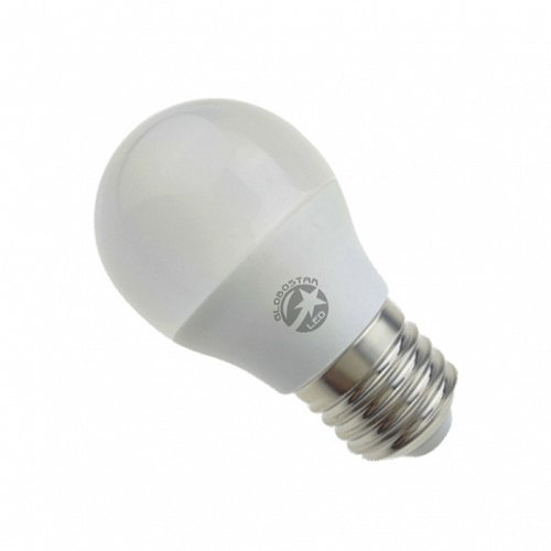 LED Bulb E27  6 Watt  Cool White