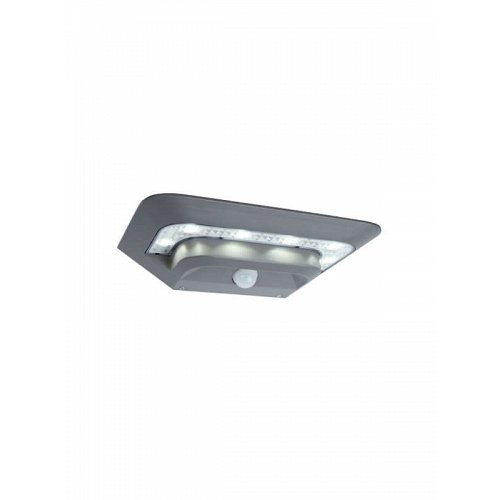 WALL LED 2.4W IP44 GHOST SOLAR LUTEC