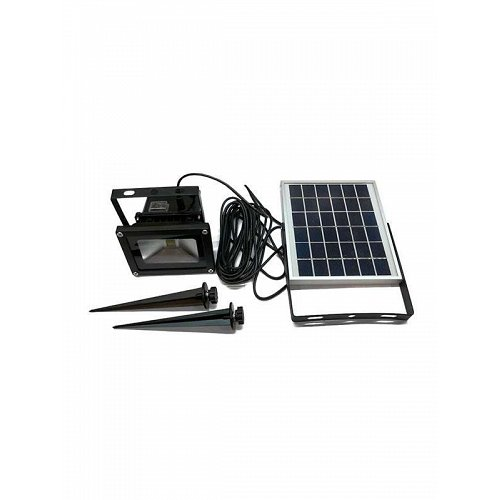 FLOODLIGHT SOLAR LED 10W COB
