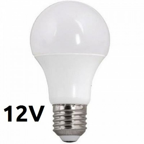 Led Bulb E27 12Watt 12V Natural White
