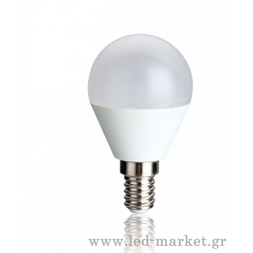 LED Bulb LEDITO  E14 5 Watt 230V Day White
