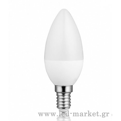 LED Candle LEDITO  E14 6 Watt 230V Cool White