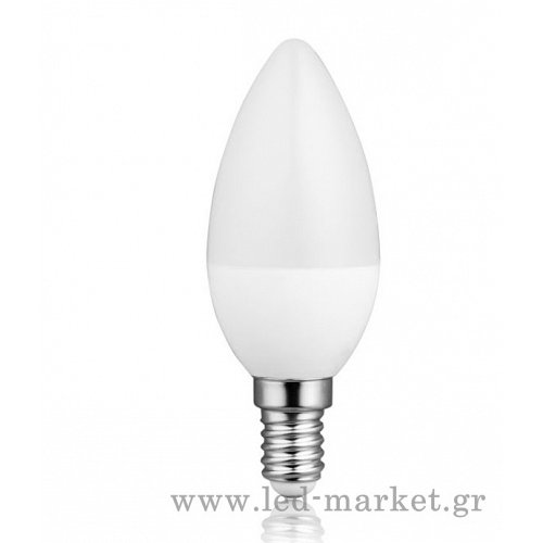 LED Candle LEDITO  E14 6 Watt 230V Day White
