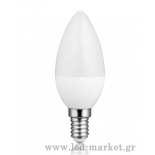 LED Candle LEDITO  E14 6 Watt 230V Warm White