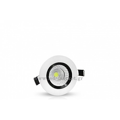 Led Cob Downlights  7 W Epistar Chip NW