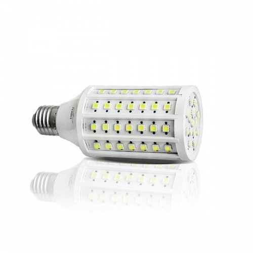 LED Corn  E27 24 SMD 5 W Warm White