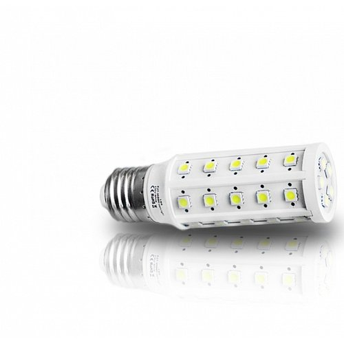 LED Corn  E27 35 SMD 6.5 W Cool White