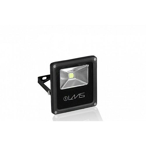 Led Floodlight L Slim BB 10 Watt Natural White