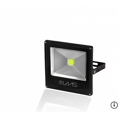 Led Floodlight  Slim BB 30 Watt Natural White