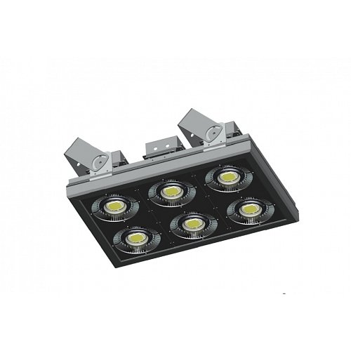 LED Floodlight  HQ 600 Watt 100-265 V IP65 Natural White