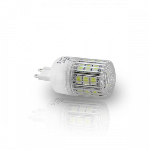 G9 E14 Mini Corn 24 SMD LED 5 W Dimmable Warm White