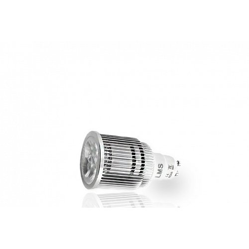 LED Spot GU10 5x1 W High Power Edison LED Cool White
