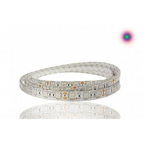 led strip 14 4 watt 60 smd 5050 rgb waterproof