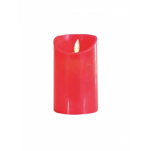 led candle with flame effect