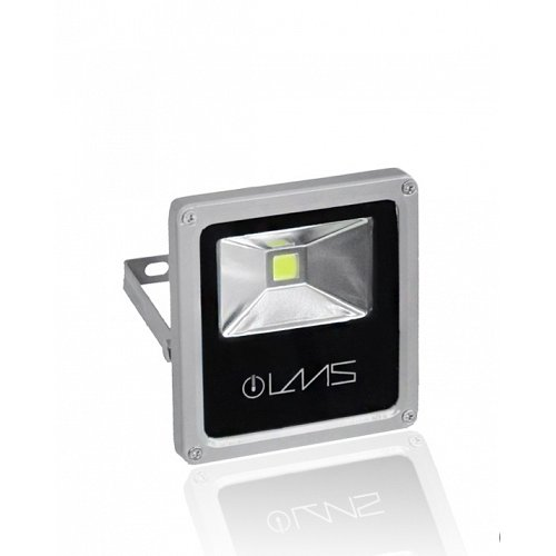 Led FloodlightLMS Slim GB 10 Watt Natural White