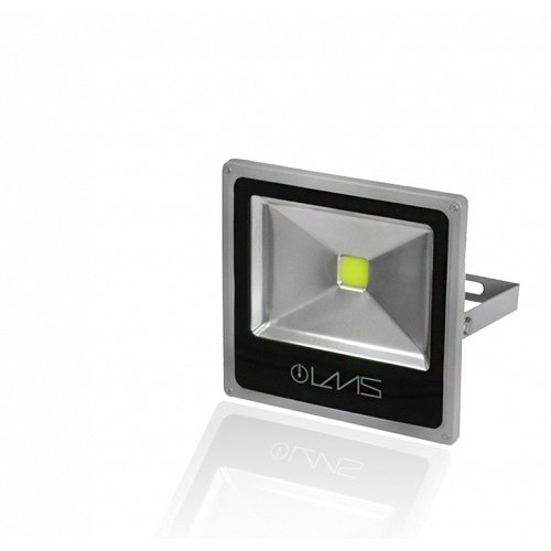 Led Floodlight    Slim GB 30 Watt Natural White
